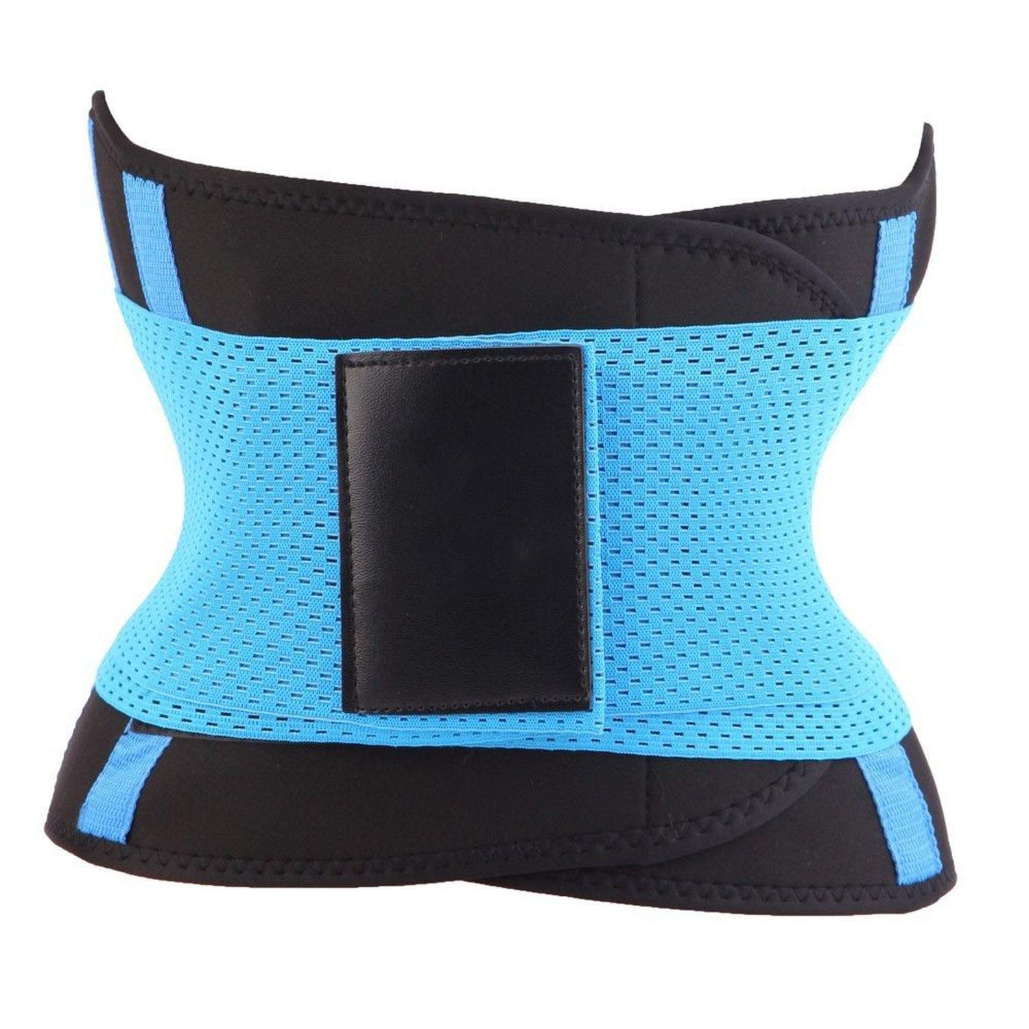 Women Waist Trainer Belt Hot Shapers Belly Wrap Trimmer Slimmer Compression Band Fitness Body Shaper