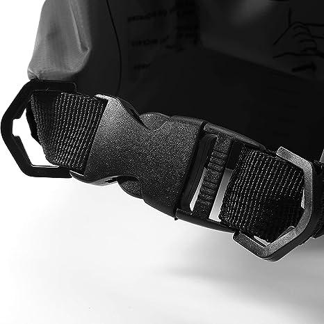 Legendfossil Dry Bag Sjomat Wasserdichte Tasche PVC 500D Tarpaulin 49x23x30cm