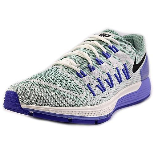 size 40 3e637 2fb79 Nike Women s WMNS Air Zoom Odyssey, SAIL Black-Lucid Green-Chalk Blue, 8.5  US  Amazon.in  Shoes   Handbags