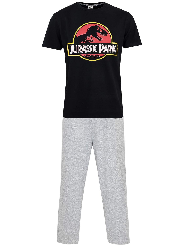 Jurassic Park Mens Dinosaur Pyjamas