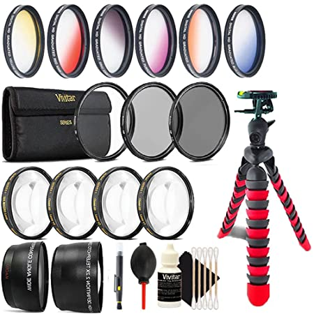 Review 58mm Top Professional Lens
