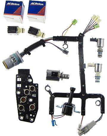 transmission parts now 4l60e 4l65e solenoid kit, shift solenoid, epc, wire  harness,