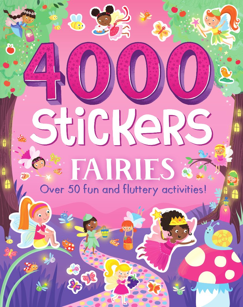 Download 4000 Stickers Fairies PDF