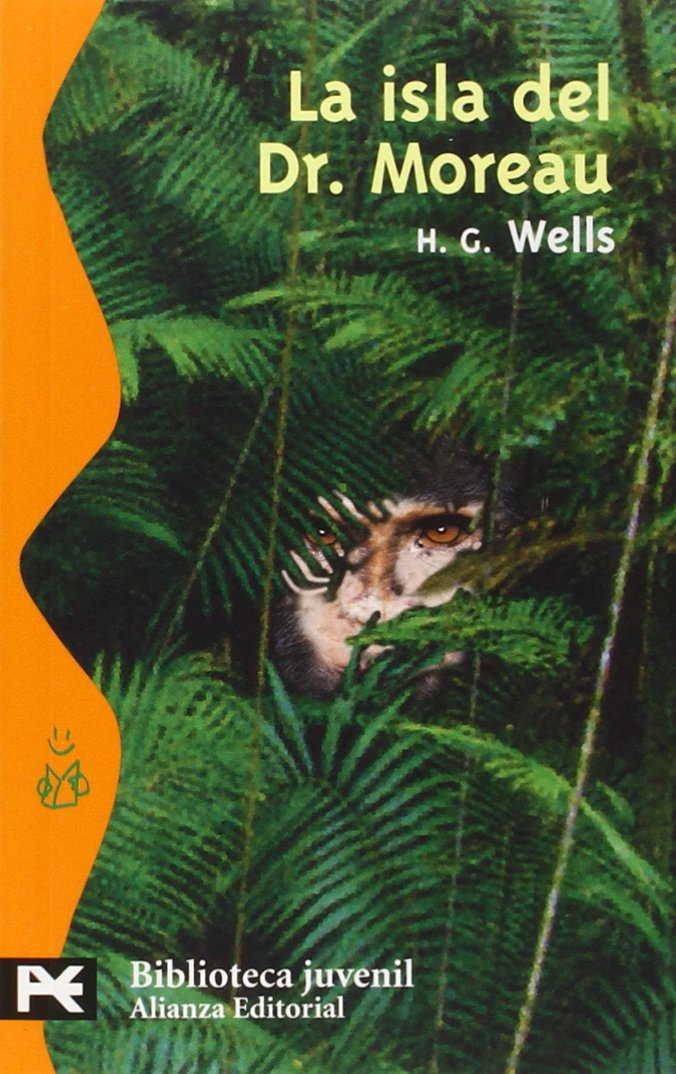 La isla del Dr. Moreau El Libro De Bolsillo - Bibliotecas Temáticas - Biblioteca Juvenil: Amazon.es: H.G. Wells, Carolina Martínez Muñoz: Libros