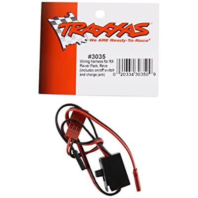 Traxxas 3035 Wiring Harness for Rx Power Pack, Revo: Toys & Games