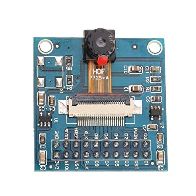 buy magideal ov7725 qvga camera module with adapter board for