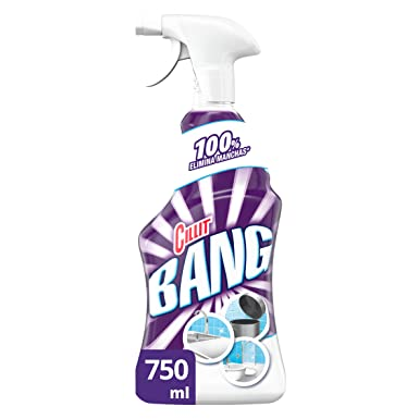 Cillit Bang Potente Limpiador Spray Lejía & Higiene Antimoho - 750 ml