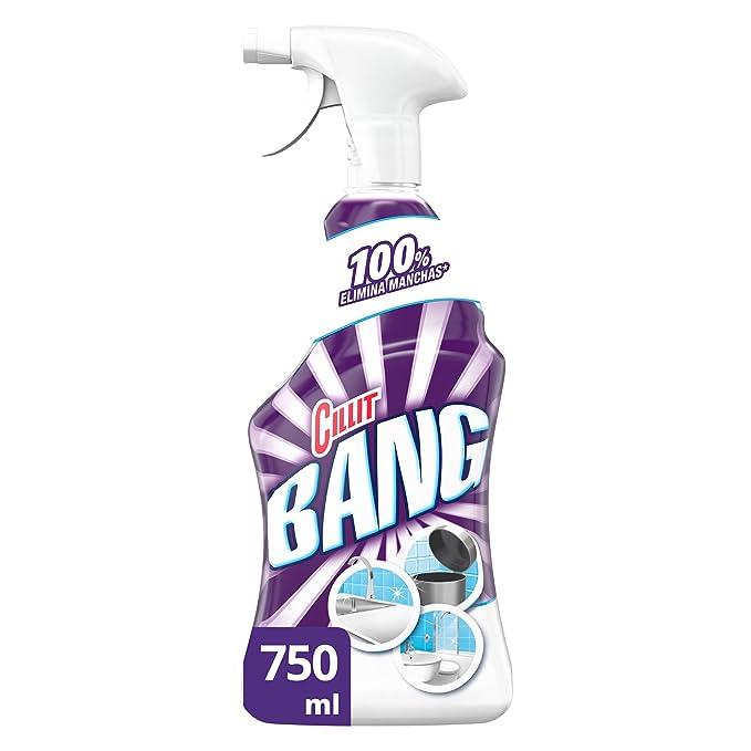Cillit Bang Potente Limpiador Spray Lejía & Higiene Antimoho - 750 ml
