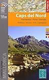 Caps del Nord (Mallorca) Wanderkarte 1 : 25 000