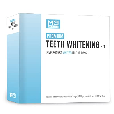Premium Teeth Whitening Home Kit Review