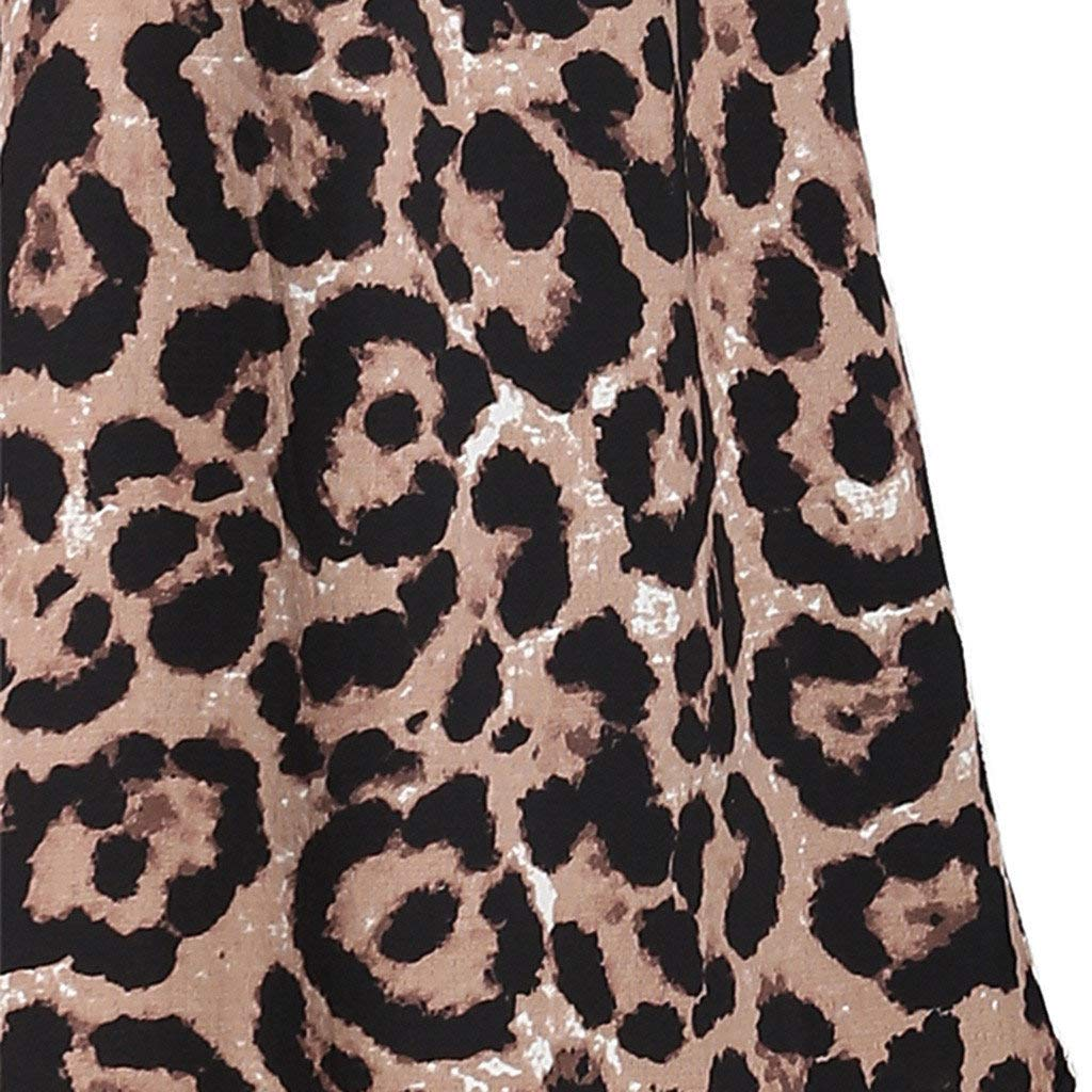 Fanteecy Leopard Print Maxi Dress Women Fashion Kaftan Party Dress Elegant Long Sleeve Caftan Evening Gowns Muslim Clothes