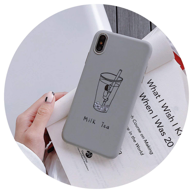 Amazon.com: Funda para iPhone 8, 7 Plus, 6 y 6s, diseño de ...