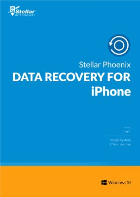Stellar Phoenix Data Recovery for iPhone [Download]