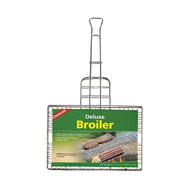 Coghlan's Deluxe Grill Broiler Basket