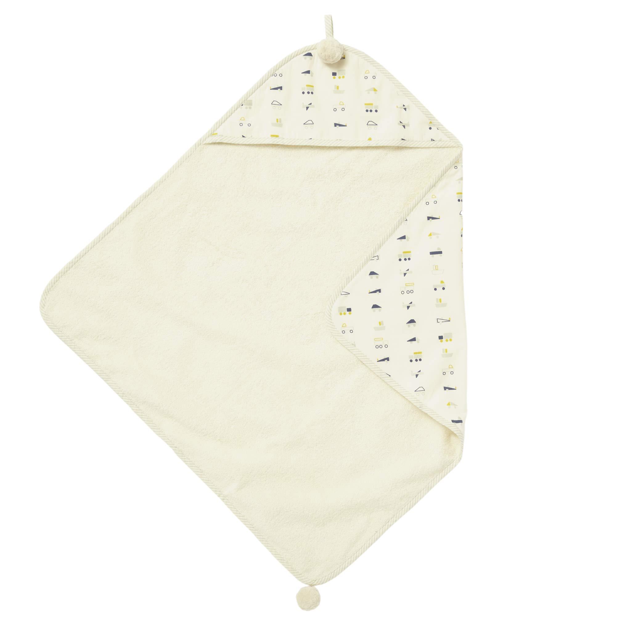 Pehr Traffic Jam Hooded Towel by PEHR