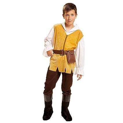 My Other Me Me-201208 Medieval Disfraz de mesonero para niño, 7-9 años (Viving Costumes 201208