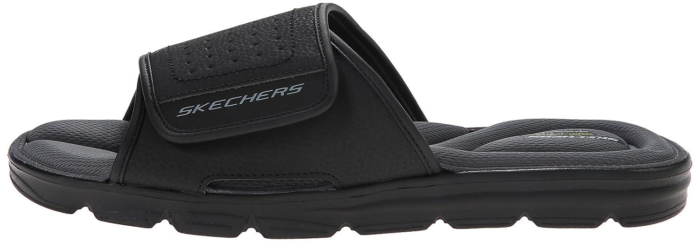 Viento Skechers Los Hombres Del Deporte Hinche 51314 Sandalia VOFJir