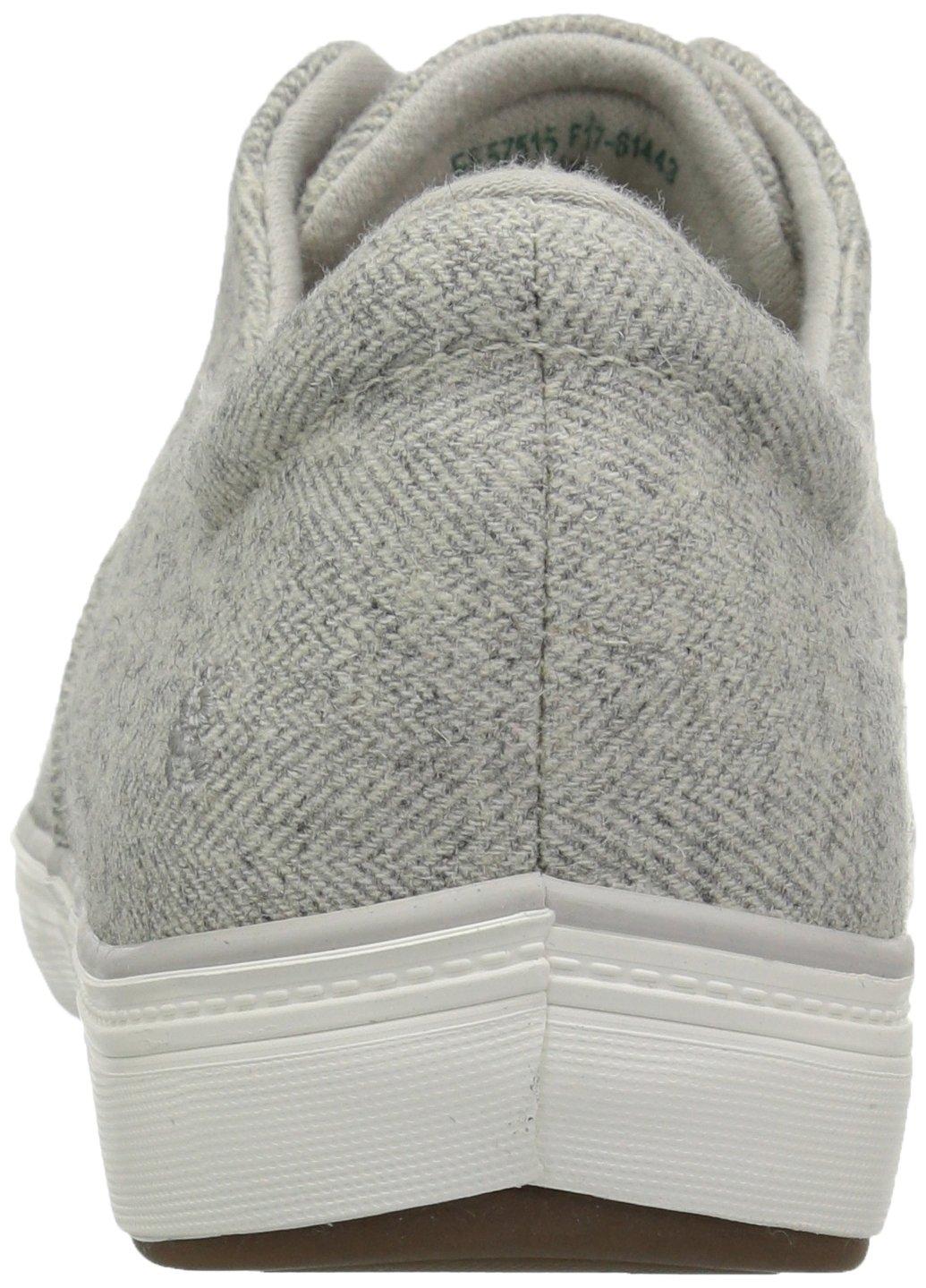 Grasshoppers Sneaker Women's Janey Ii Wool Herringbone Fashion Sneaker Grasshoppers B06XJFY1Z5 11 W US|Grey/Oatmeal 576824