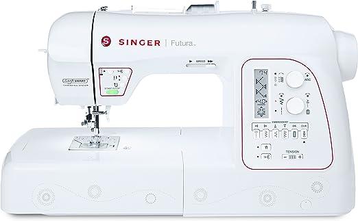 Singer 230057140 Futura XL-580: Amazon.es: Hogar