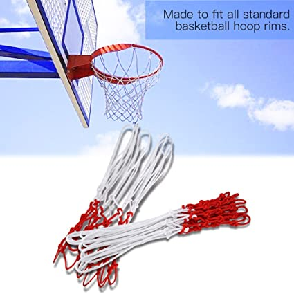 Tbest Basketball Net, montado en la Pared Que cuelga Baloncesto ...