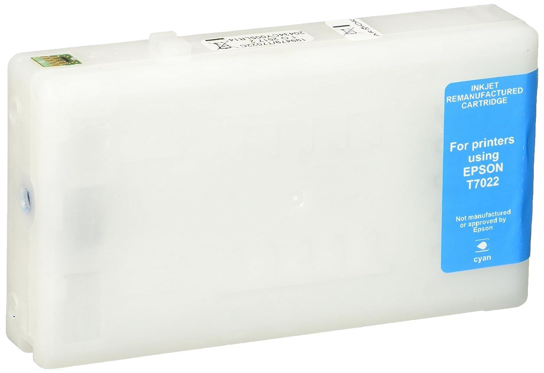 Armor T7022 Cartouche d encre Remanufacturée compatible avec Imprimante  Epson Workforce Pro Cyan  Amazon.fr  Fournitures de bureau 214f1531060c