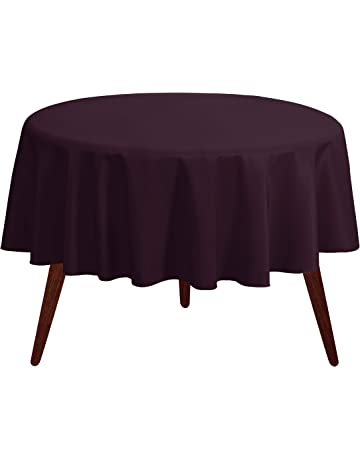 "Burgundy 2 Plastic Table Skirts 13/' X 29/"" Streches-19/'"
