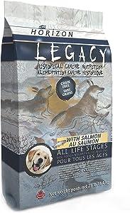 HORIZON PET NUTRITION Legacy Salmon Grain Free, Non GMO, Meat Dense Dry Dog Food