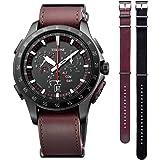 [エプソン] 腕時計 トゥルーム M Collection TR-MB7005X メンズ