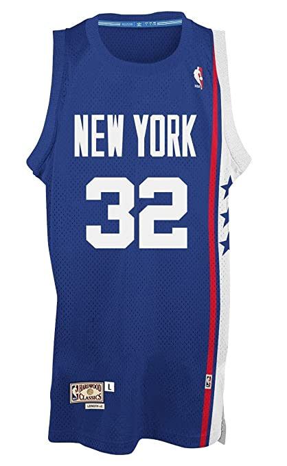 89826247d85 Julius Erving New York Nets Adidas NBA Throwback Swingman Jersey - Blue