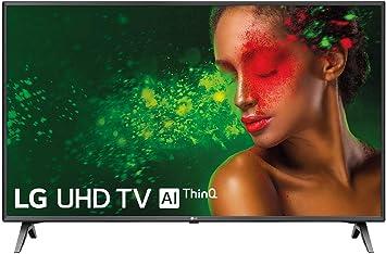 LG 43UM7500PLA - Smart TV 4K, UHD, de 108 cm, 43