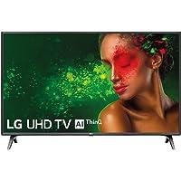 "LG 43UM7500PLA - Smart TV 4K UHD de 108 cm, 43"" con Alexa Integrada (Panel IPS, HDR, webOS 4.5, Alexa, Asistente de Google, Procesador Quad Core, Sonido DTS Virtual:X) color negro"