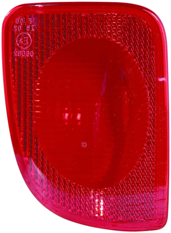 Kangoo 2008-2016 Mk2 Rear Reflector N//S Passenger Left