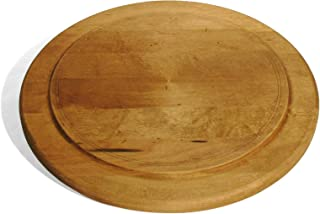product image for J.K. Adams 13-Inch Round Maple Wood Artisan Serving Platter
