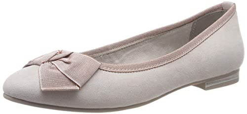 MARCO TOZZI Women/'s/'s 22103 Closed Toe Ballet Flats 6 UK