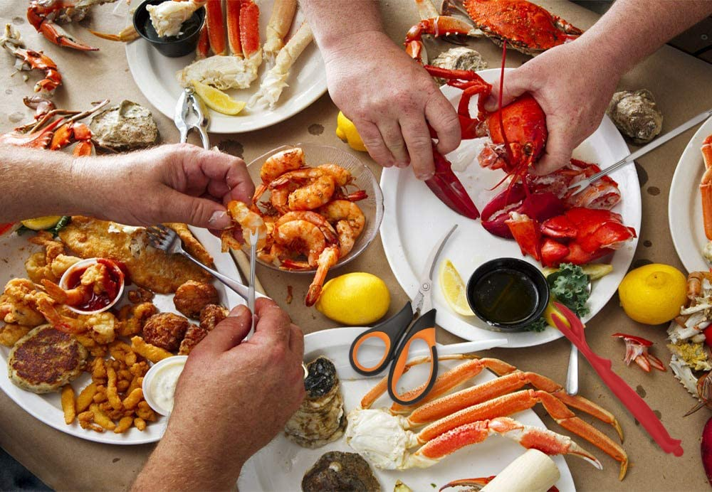 Hiware 19-piece Seafood Tools Set