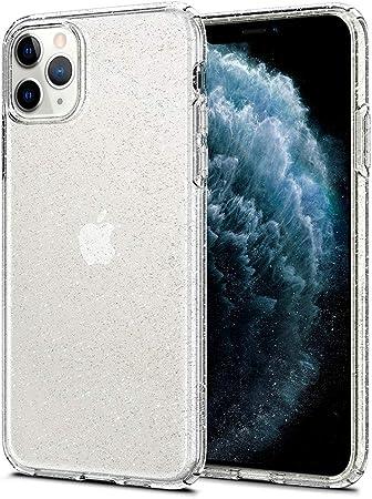 Spigen Liquid Crystal Glitter Hülle Kompatibel Mit Iphone 11 Pro Crystal Quartz Elektronik