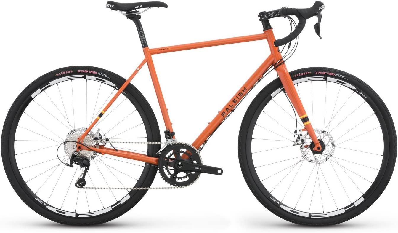 Raleigh Bikes Tamland 1 Gravel Adventure - Bicicleta de Carretera ...