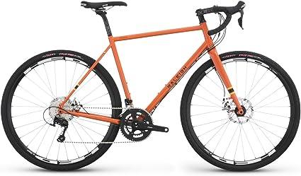 Raleigh Bikes Tamland 1 Gravel Adventure - Bicicleta de carretera (acero): Amazon.es: Deportes y aire libre