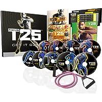 Beachbody Shaun T's Focus T25 Thuis Fitness DVD Workout Programma: 11 workouts op 9 dvd's met voedingsschema en…