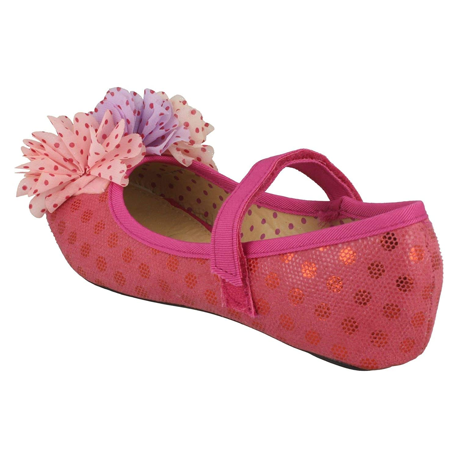 Cutie Girls Flat Party Shoes