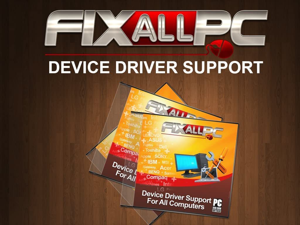 Fixallpc Drivers DVD Disk Reinstall Recovery Acer as5734z Desktop Laptop Series