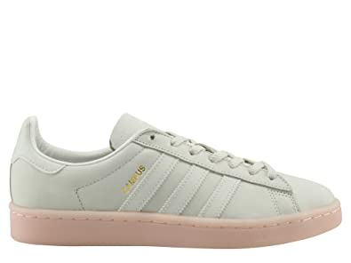 d97c6756b Image Unavailable. Image not available for. Color  adidas Originals Women s  Campus Trainers Crystal Icey ...