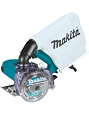 """Makita 4100KB 5"""" Dry Cutting Masonry Saw with Dust Collecting System"""
