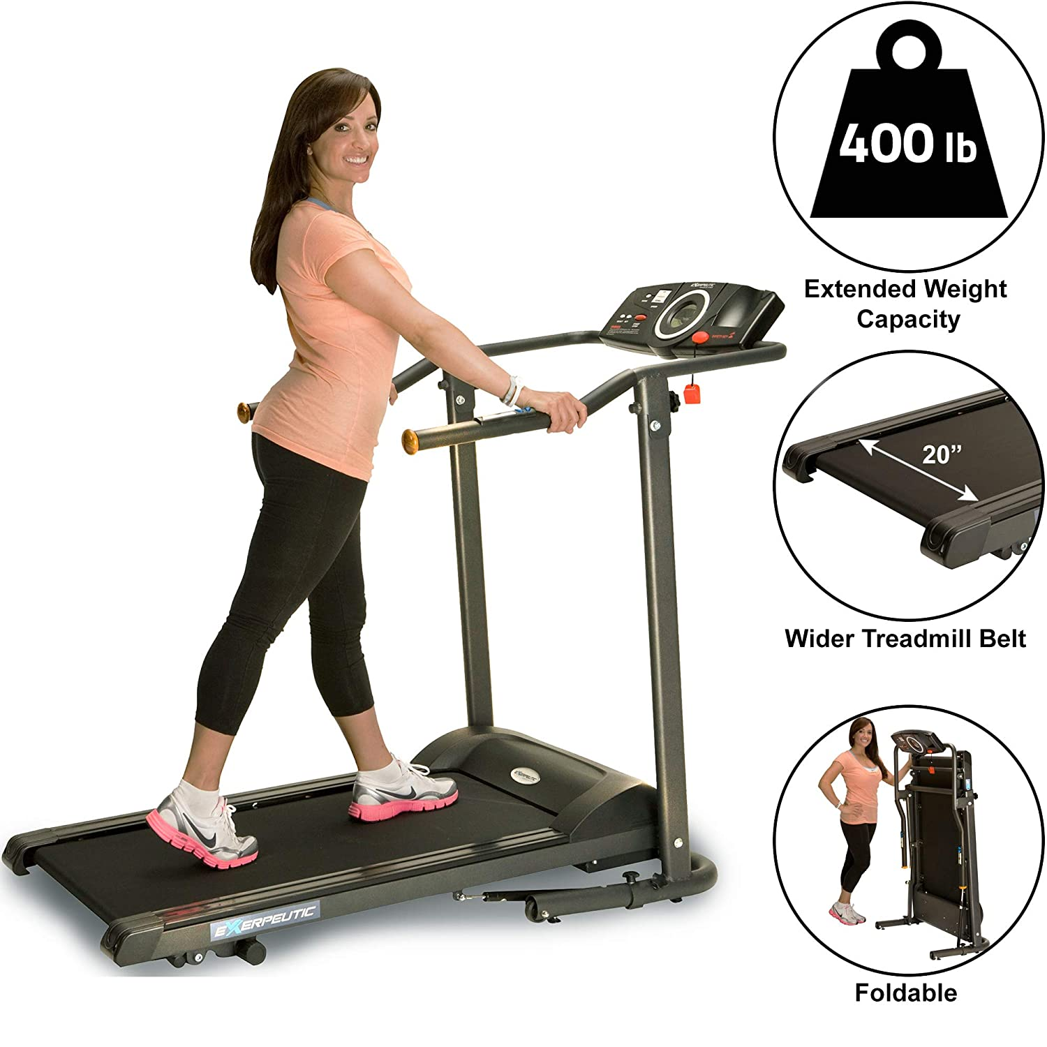 Exerpeutic TF1000 (Best for People with Health Problems)