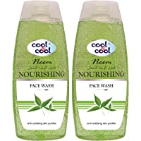 Cool & Cool Nourishing Face Wash 200 ml & 200 ml, Pack of 1