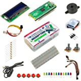 UCTRONICS Raspberry Pi Pico Starter Kit for Official Starter Book (Get Started with MicroPython on Raspberry Pi Pico), Pre-so