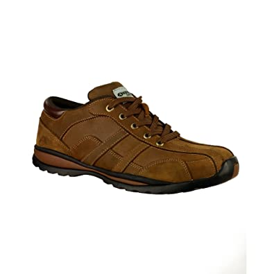 Chaussures Amblers marron homme