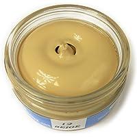 Crema Coprente Per Pelle Ripara Graffi e Segni (Shoe Cream)-012 Beige