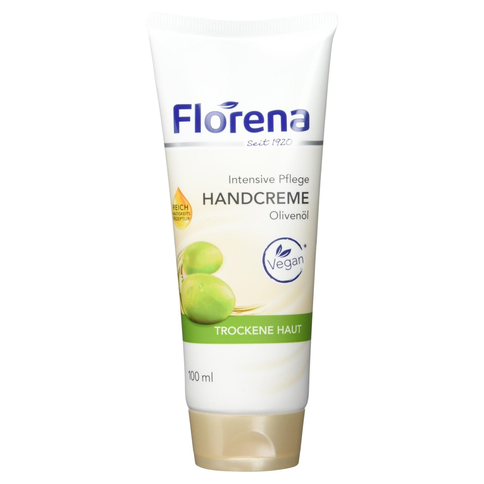 Florena Handcreme Olivenöl Vegan, 1er Pack (1 x 100ml) product image