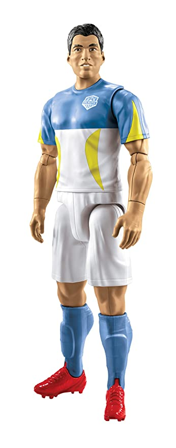 Mattel F.C. Elite – Figurina Footbal Suarez